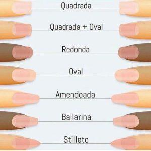 tipo de uñas